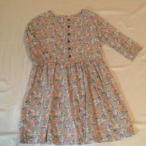 Carters size 7 dress